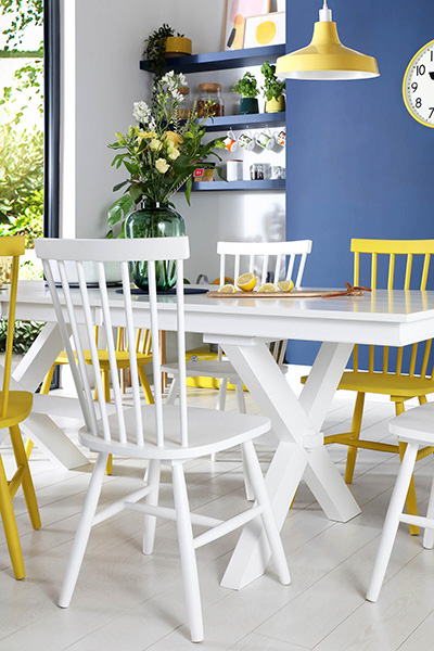 Grange Table & Pendle Chairs