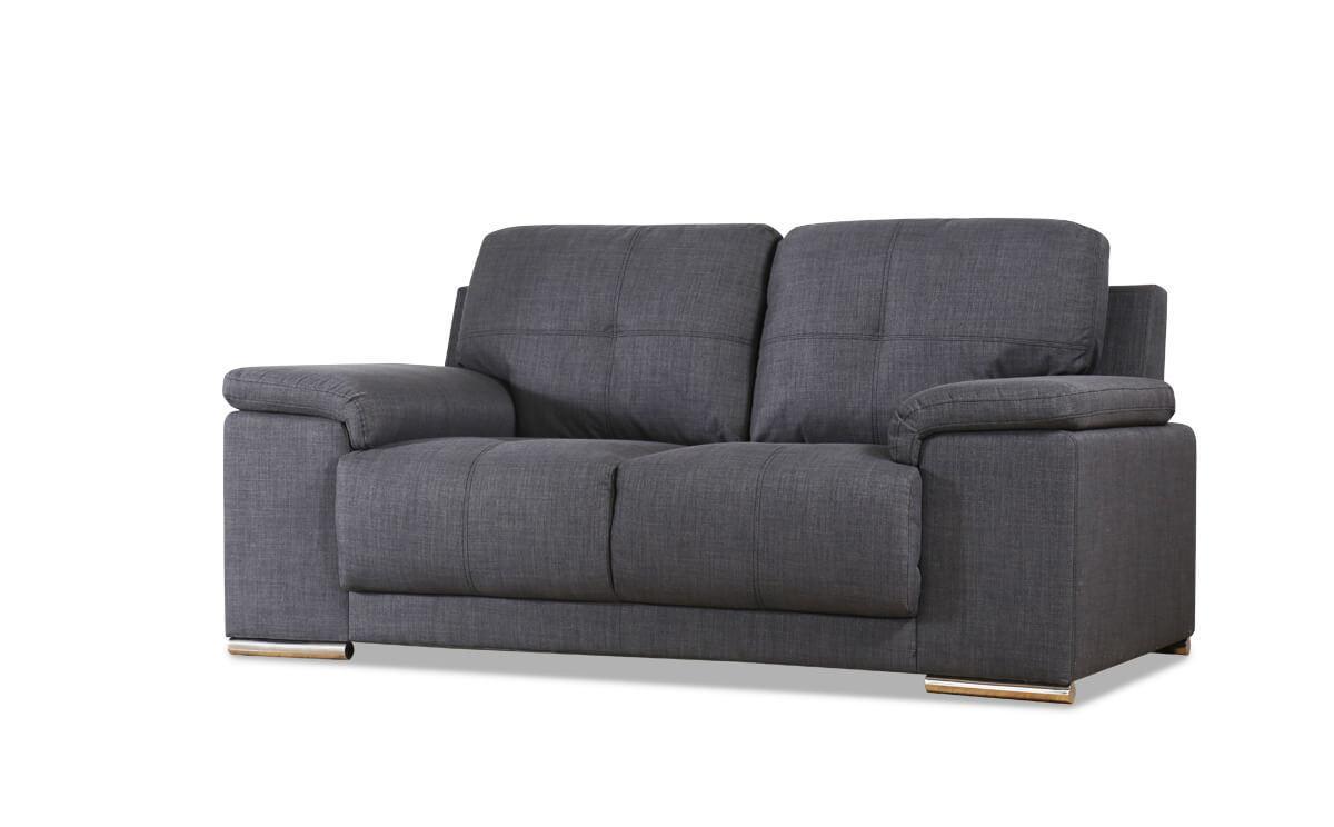 Kansas slate seater sofa
