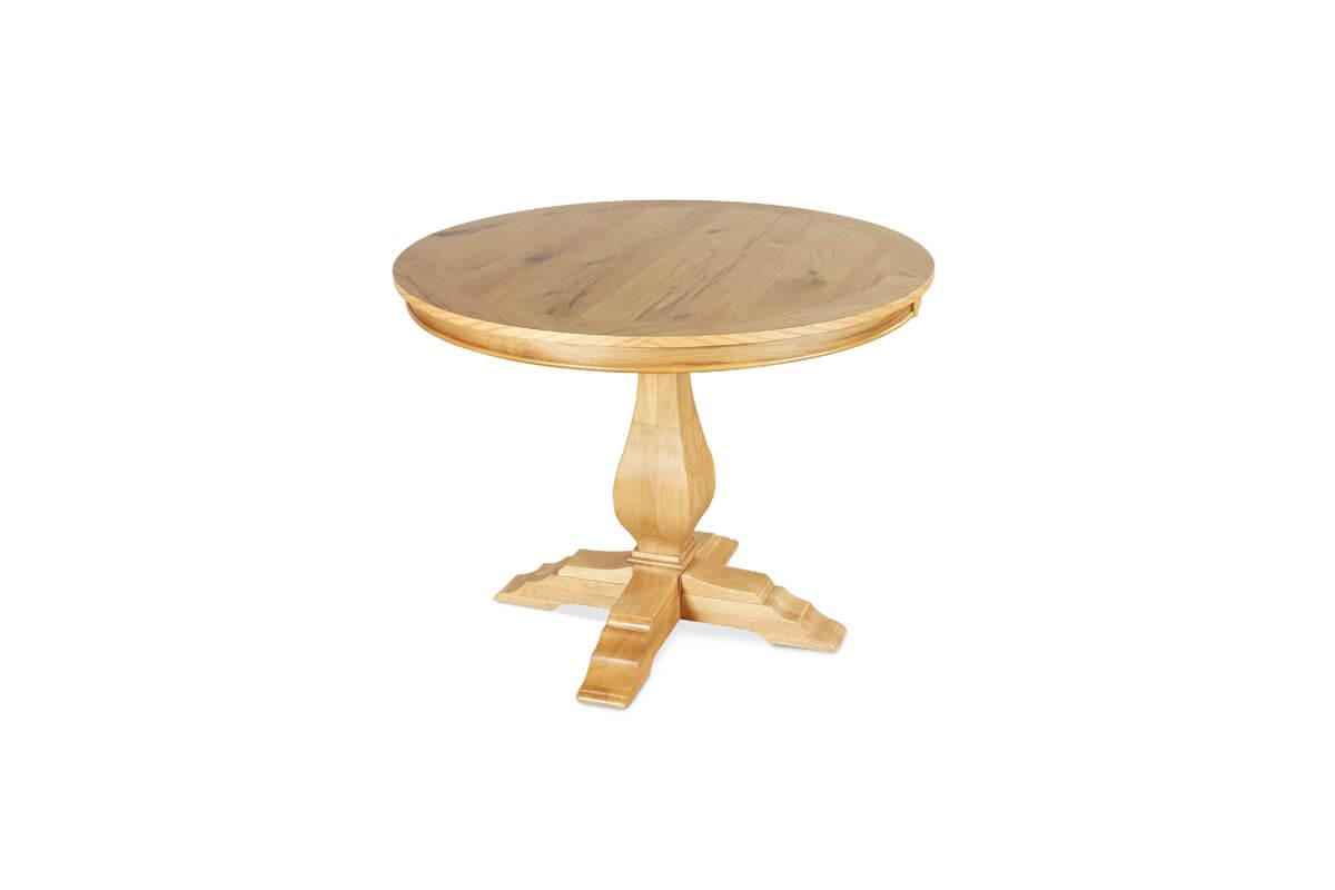 Cavendish round oak table