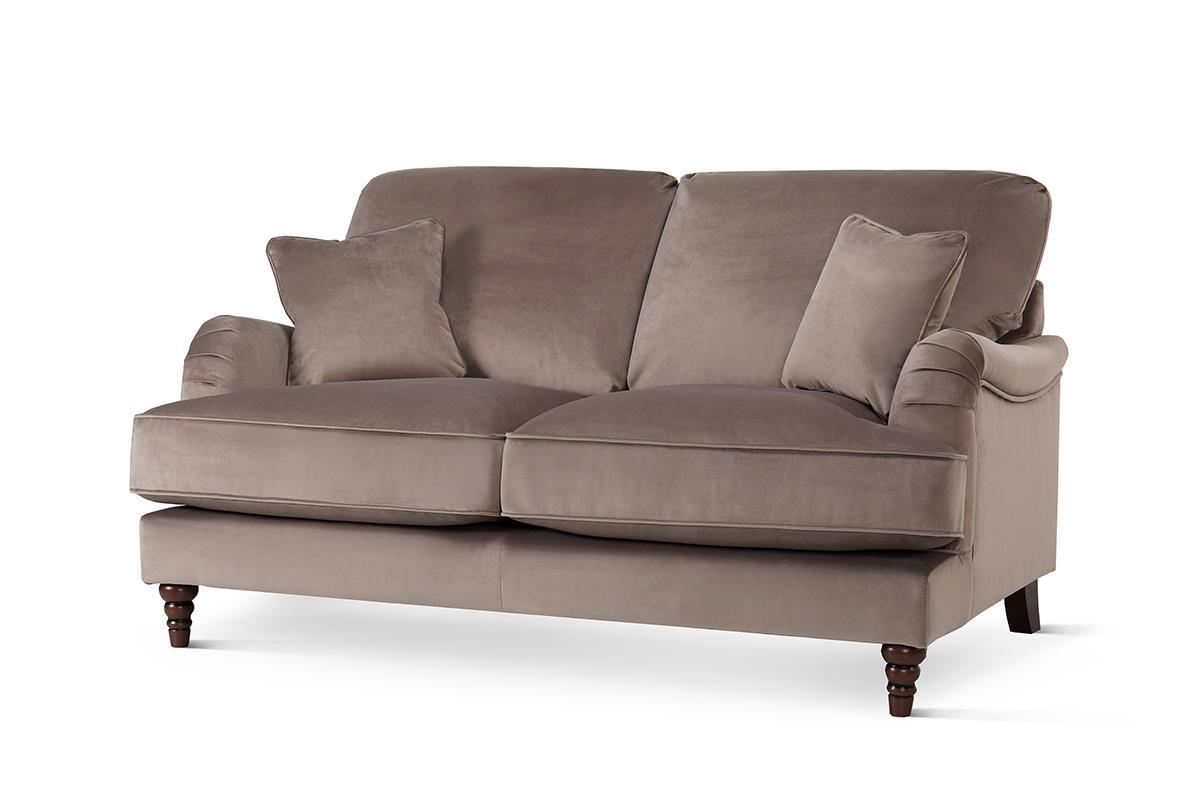 Charleston Mink Velvet Seater