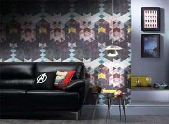 3 Stylish Ways to Create a Superhero-Inspired Space