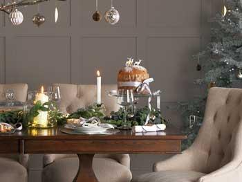 4 Trendy Tips to Style your Christmas Dining Table