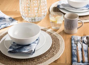 How to Make Shibori Tie-Dye Napkins