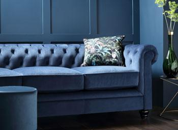 Introducing the Velvet Trend into your Home