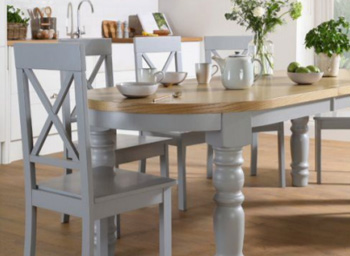 Spring Collection 2020 - Grey Painted Dining Range