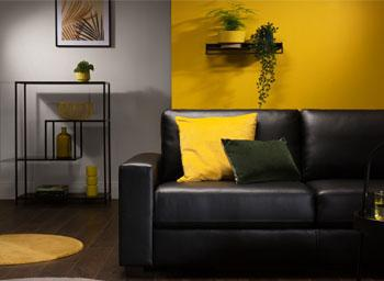 3 Ways to Decorate with Yellow at Home