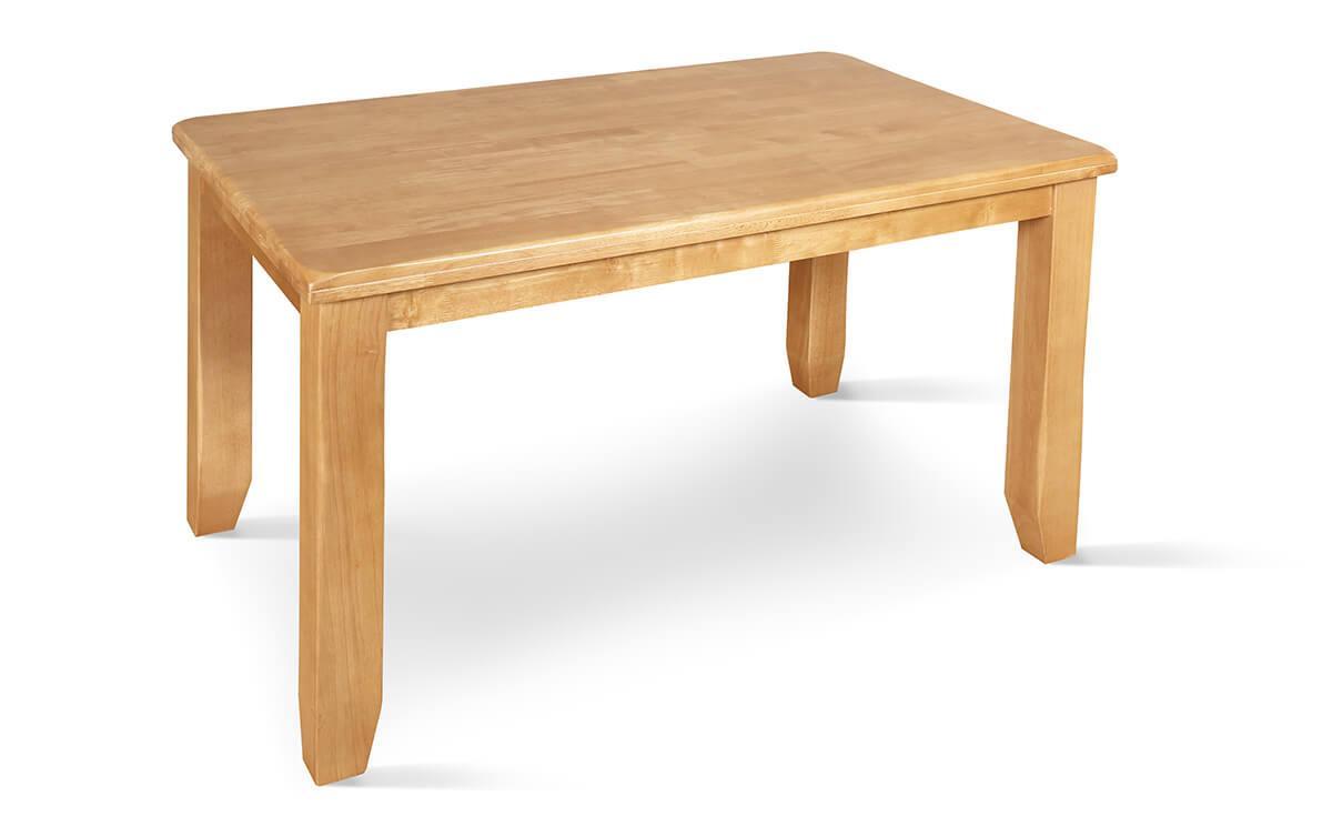 Highbury oak table