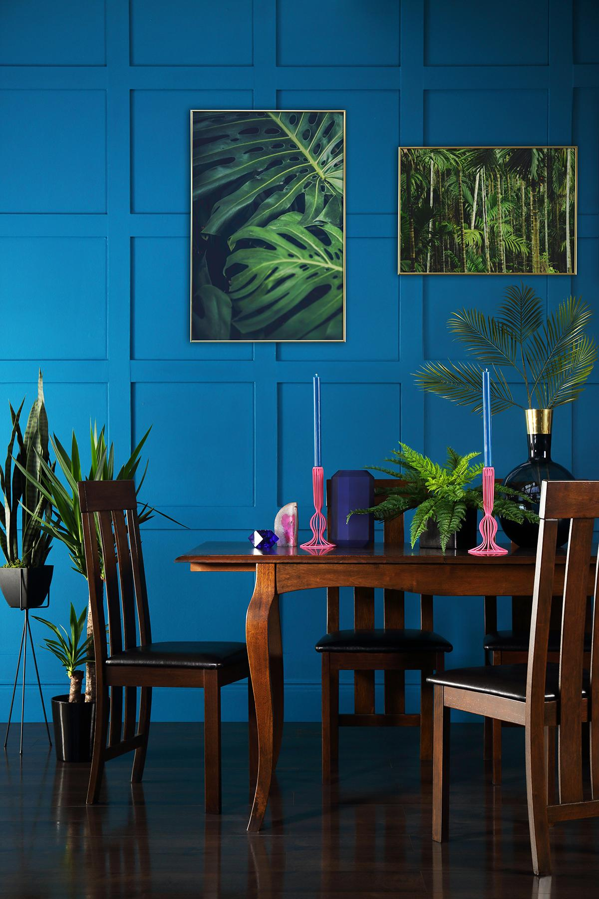 Clarendon extended dark wood chester dark wood chairs