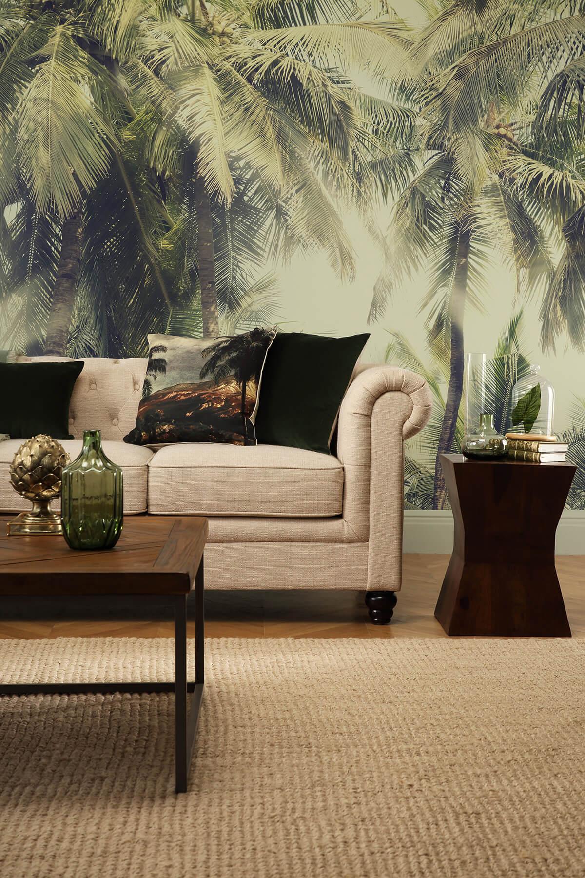 Hampton oatmeal sofa
