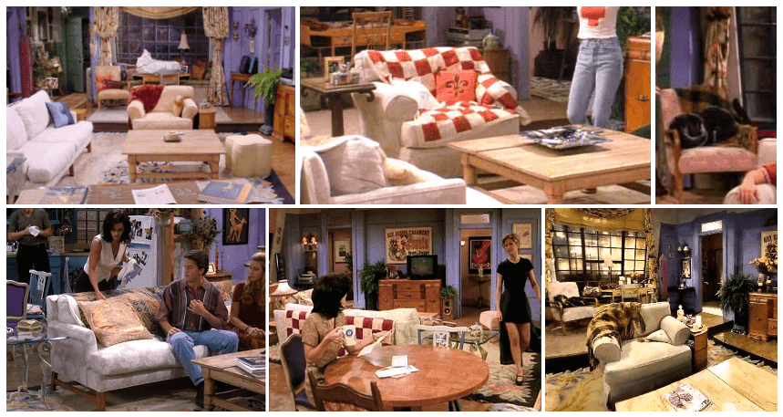 17 Awesome Ways To Recreate Monica's Apartment | Furniture