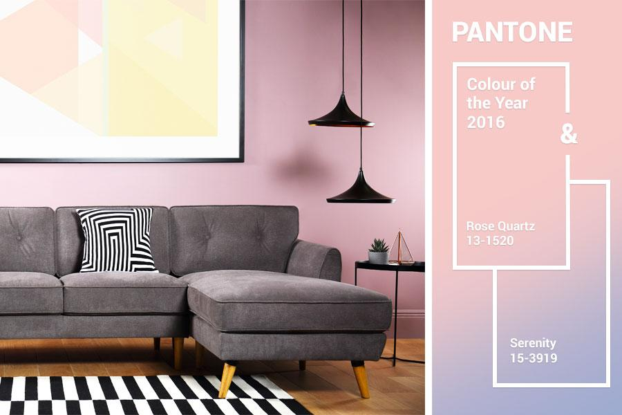 Colour Report: Think Pink | Furniture Choice