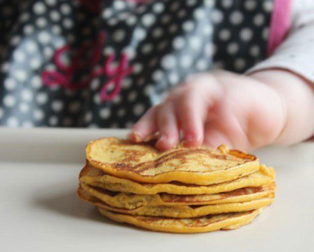 Simple pancakes.