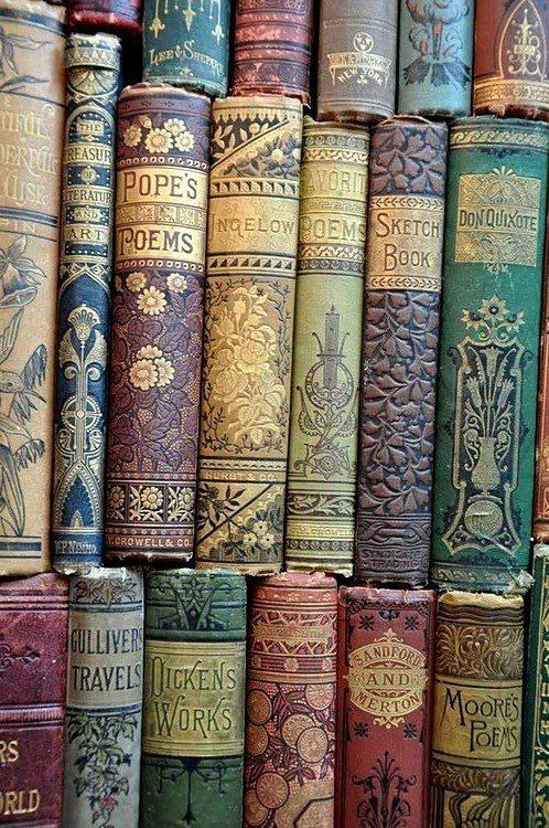 Collection of classic books