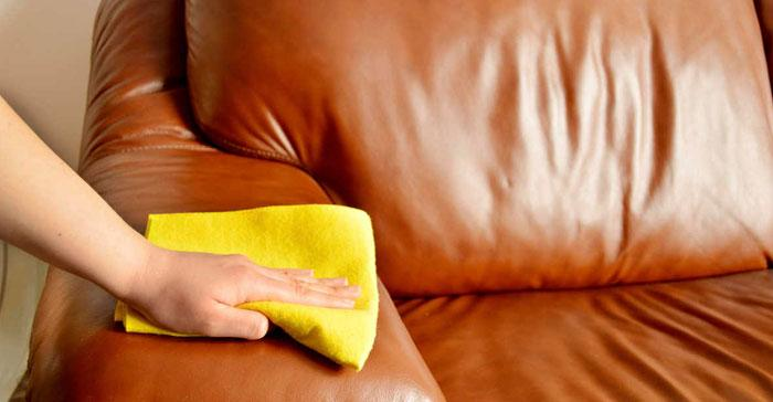 How To Clean Your Leather Sofa (In 5 Easy Steps) | Furniture Choice