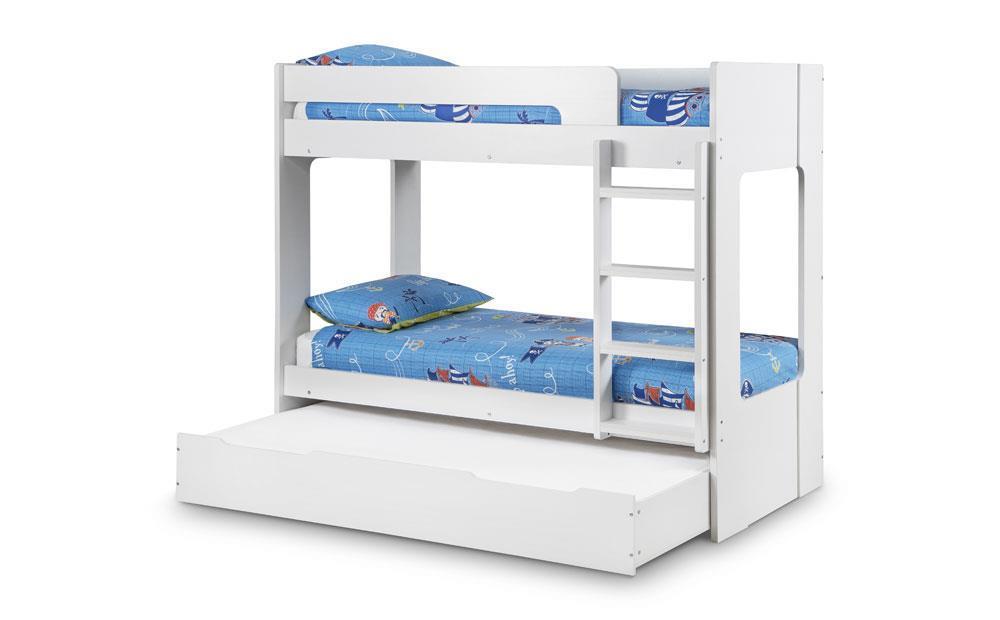 Ellie Bunk Bed - With Storage Drawer