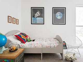 7 Cool Boys' Bedroom Ideas