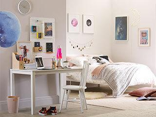 How To: 10 Fresh, Lovely Bedroom Ideas for Girls
