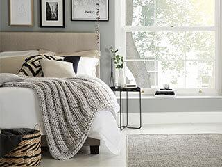 8 Dreamy and Cosy Grey Bedroom Ideas