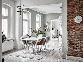 11 Easy Grey Dining Room Ideas