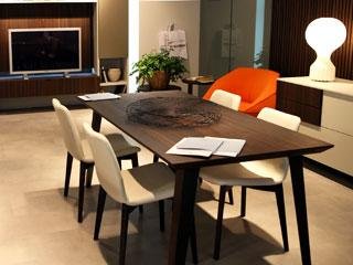 How to Make a Living-Dining Room Feel Like Separate Spaces