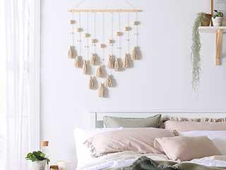 DIY: How to Create a Modern Tassel Wall Hanging