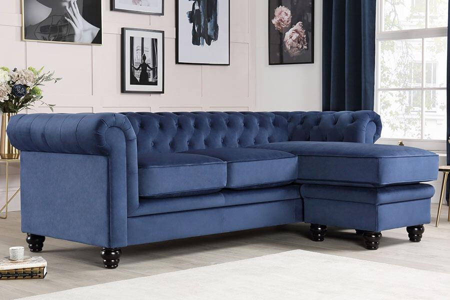 8 Ways To Style The Chesterfield Sofa
