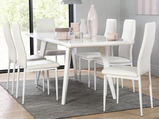 White Dining Sets - Dining Room Ideas