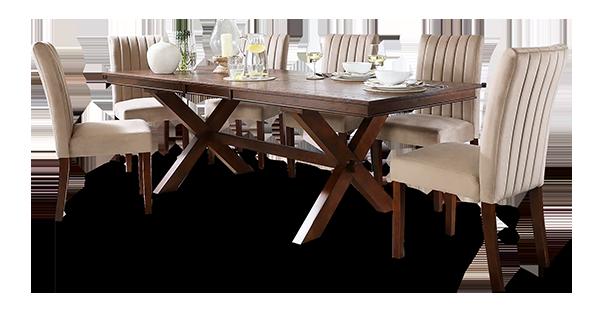 Grange Table & Salisbury Chairs Dining Set