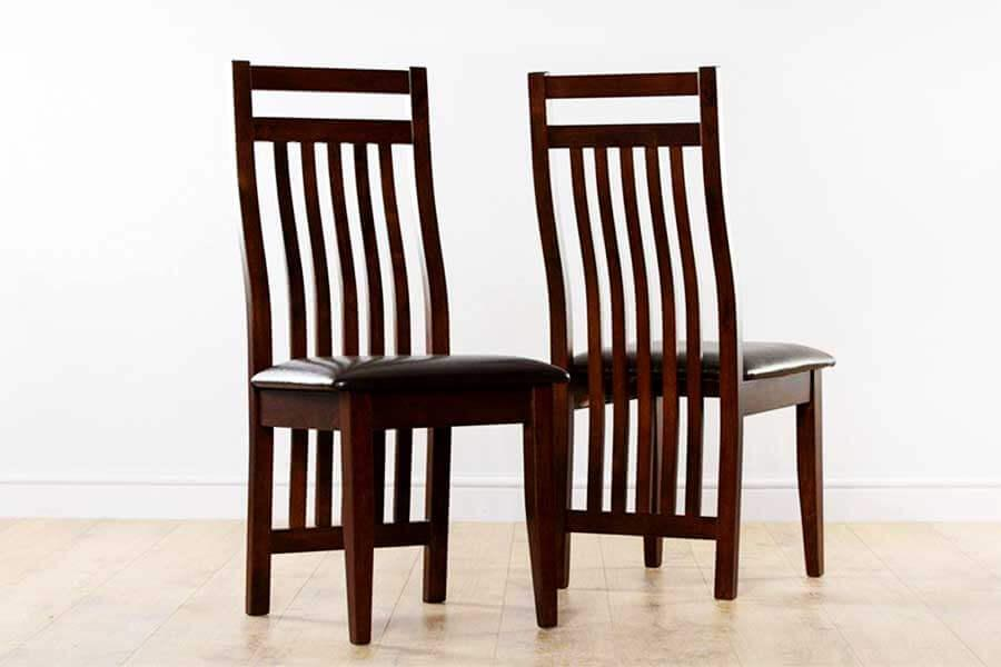 Pleasant Wooden Dining Chairs Furniture Choice Cjindustries Chair Design For Home Cjindustriesco