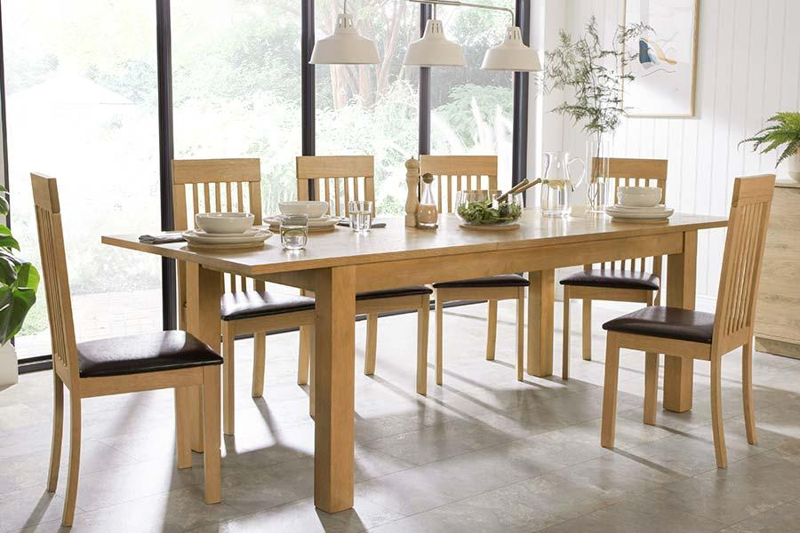 Hamilton Dining Collection Furniture Choice