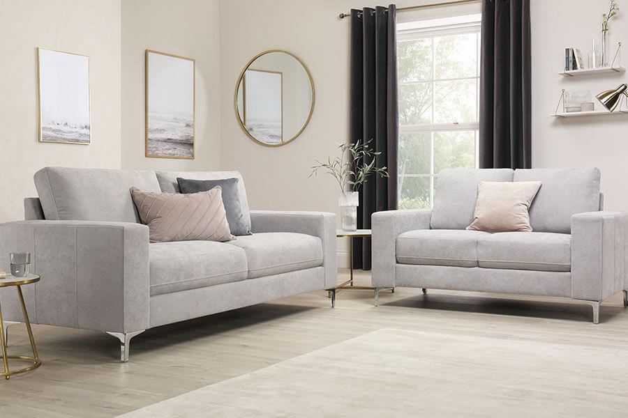 Sofas - Buy Leather, Fabric & Corner Sofas | Furniture Choice