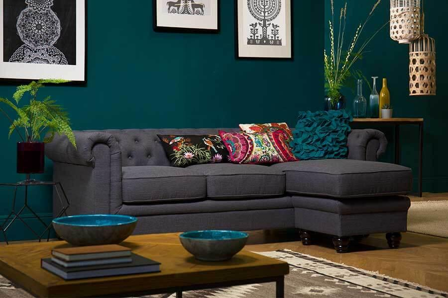 L Shape Sofas Buy L Shaped Corner Sofas Online
