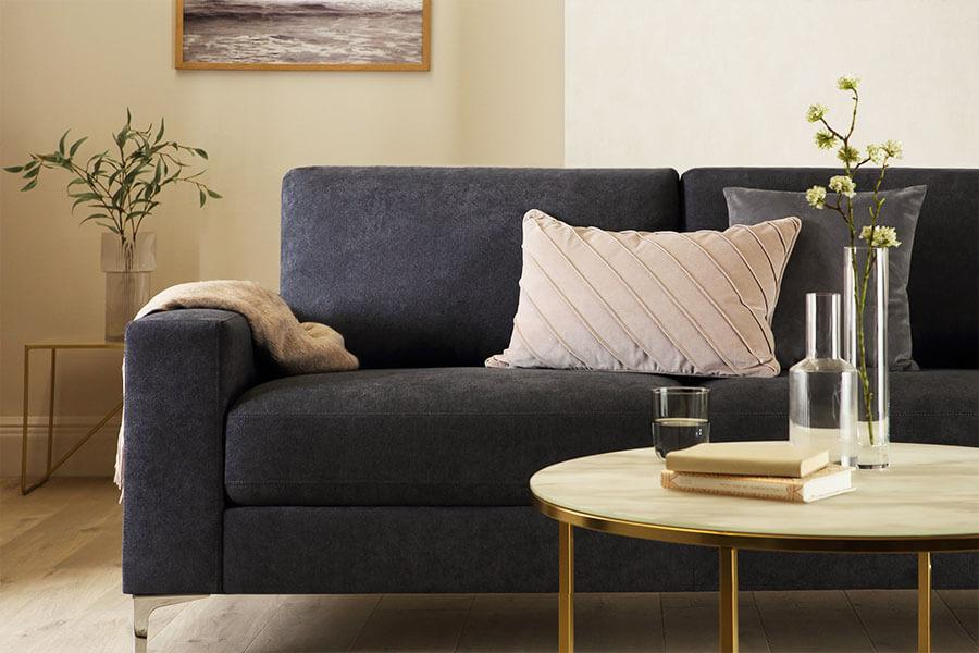 3 seater fabric sofas furniture choice Www multiyork co uk living room furniture