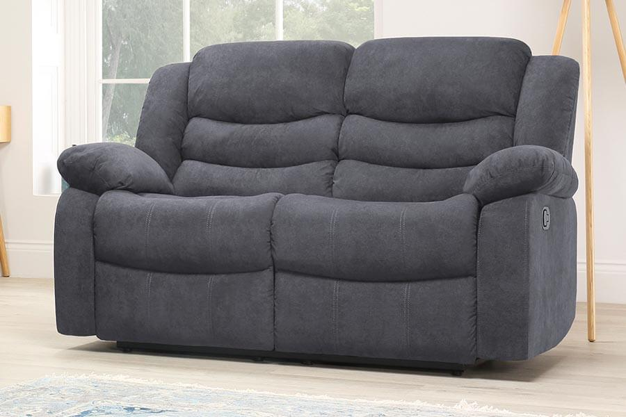 2 Seater Recliner Sofas | Furniture Choice
