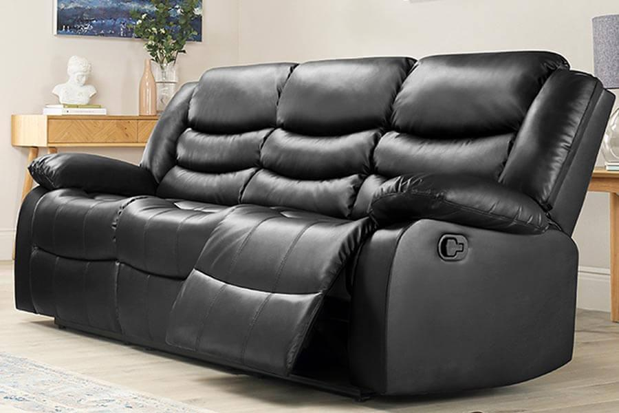 3 Seater Recliner Sofas | Furniture Choice