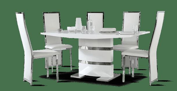 Komoro & Celeste Dining Set