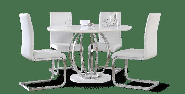 Savoy & Perth Dining Set