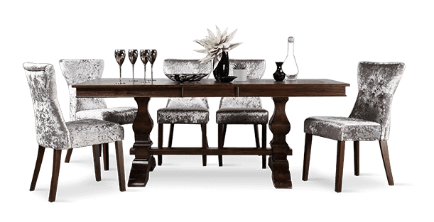 Cavendish Table & Bewley Chairs Dining Set