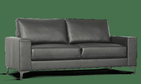 Baltimore Leather Sofa