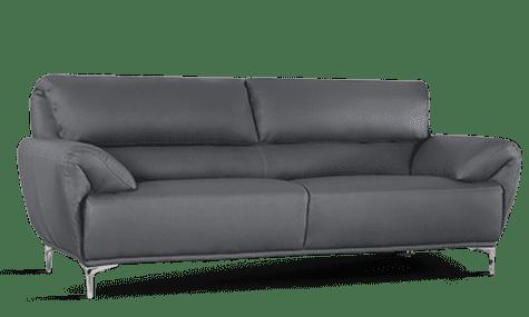 Enzo Leather Sofa