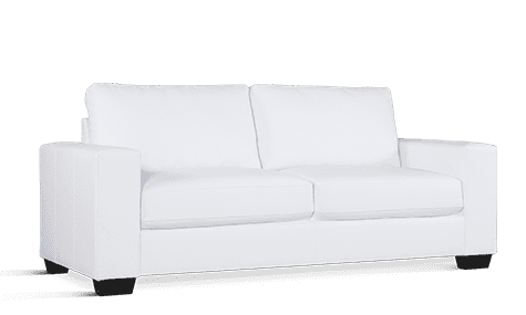 Mission Leather Sofa