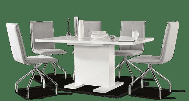 Osaka Table & Soho Dining Chairs