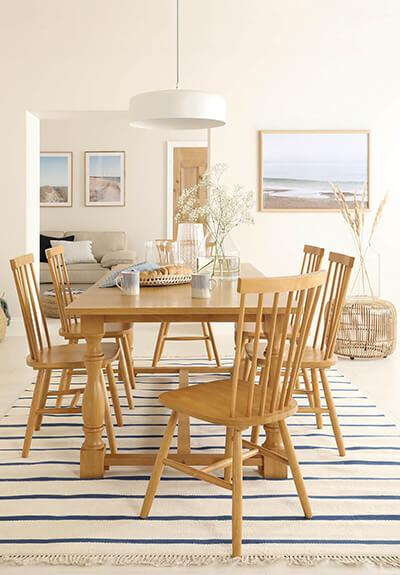 Devonshire Pendle dining set