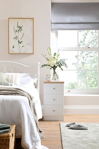 Sussex Metal Bed - Small Double
