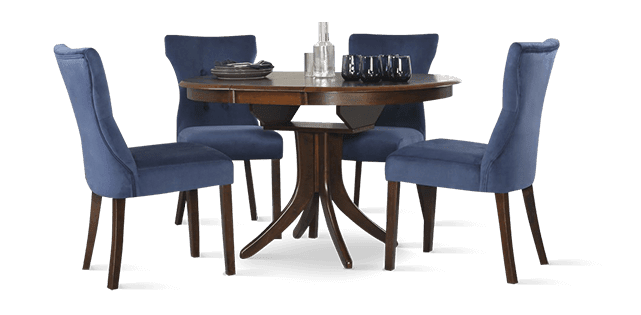 Hudson Table & Bewley Chairs