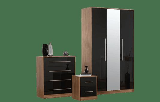 Bloomsbury Bedroom Furniture Set