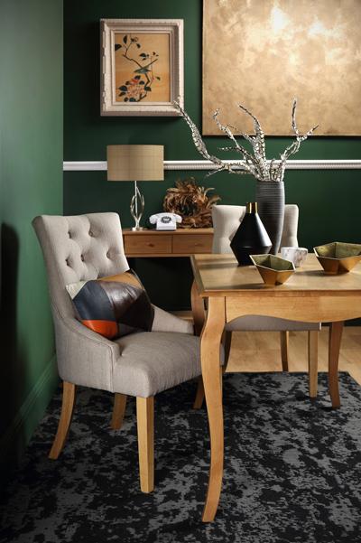 Clarendon Oak Dining Table - 120cm