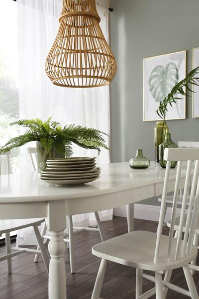 Pendle Dining Chair White