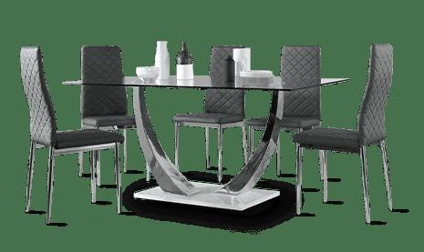 Peake & Renzo Dining Set