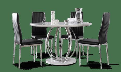 Savoy & Leon Dining Set